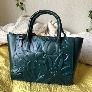 Patricia Nash, Teal, SM bag